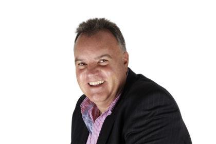 A smiling John Treharne CEO, The Gym Group