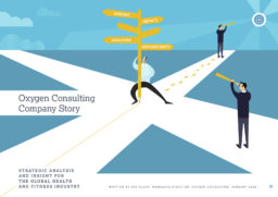 Oxygen Consulting story. A brief summary of the company's mission and work.